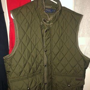 Polo Ralph Lauren Quilted Vest Size XL